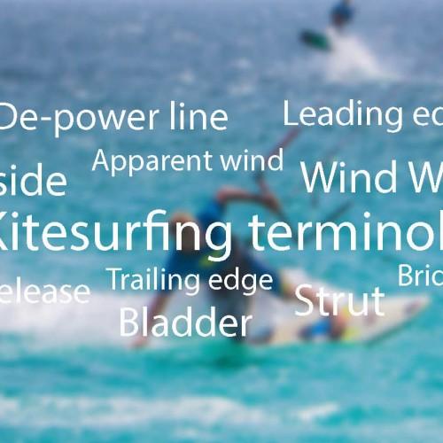 Kitesurfen Sprache