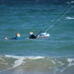 Kitesurfing Bodydrag