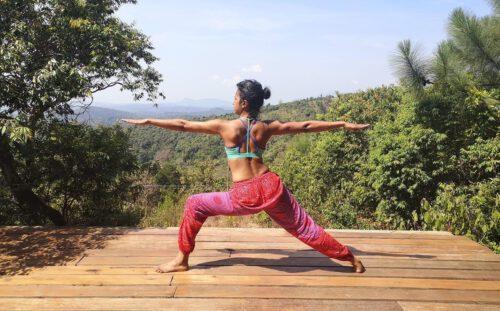 yoga class online