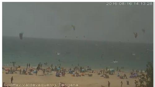 Webcam Valdevaqueros